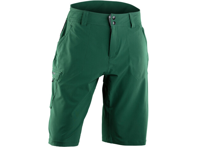 Race Face Trigger Shorts Hombre, forest